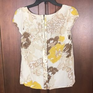 Halogen Tops - Halogen Silk Blouse Small